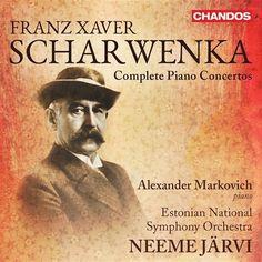 """De álbum """"Scharwenka: Complete Piano Concertos"""" del Alexander Markovich en Napster"""