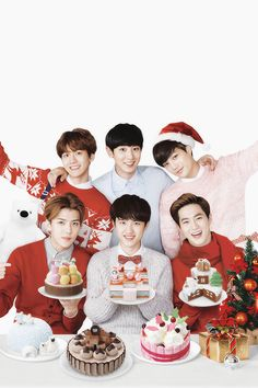 ~{EXO's D.O., Baekhyun, Kai, Chanyeol, Suho, Sehun}~ #DO #Baekhyun #Kai #Chanyeol #Suho #Sehun #DoKyungsoo #ByunBaekhyun #KimJongin #ParkChanyeol #KimJoonmyun #OhSehun #EXOK #EXO