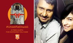 You driver, peon, security guard, lift man, chotu, chaiwala, anyone who may not have a Kurta this Diwali will receive one.