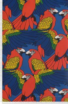 Papier peint collection JC de Castelbajac, référence 36100301