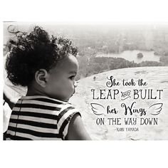 Take the Leap... #olivianiara #theAdventuresofOjoreandOlivia #taketheleap #bigdreams #stonemountain