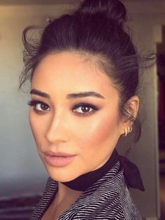 Shay Mitchell Makeup by patrickta Natural and fresh