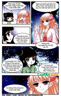 Phong Khởi Thương Lam - Chap 37