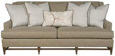 Vanguard Living Room Holladay Sofa V407-S - Louis Shanks - Austin, Houston, San Antonio TX