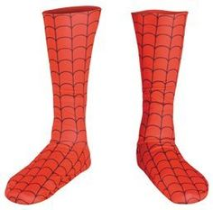 Disguise Marvel Spider-Man Child Boot Covers Costume Accessory, One Size Child >>> Want to know more, click on the image.