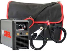 BilioShop.com - Saldatrice ad inverter STEL MAX 191 PFC con kit borsa