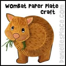 Google Image Result for http://www.daniellesplace.com/Images44/wombat-paper-plate-craft.jpg