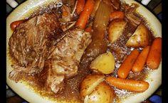 Pot Roast/crock-Pot recipe cover