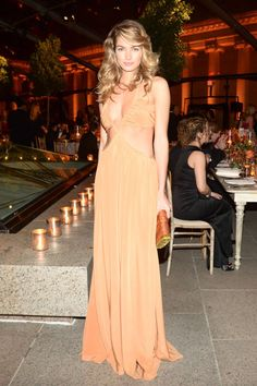 See who whore what to Ferragamo's annual mid-winter Gala. Click for more.