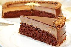 Pařížský dort II. Pavlova, Sweet Desserts, Nutella, Tiramisu, Cheesecake, Food And Drink, Sweets, Chocolate, Baking