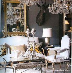 Eclectic decor