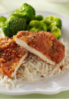 Our Favorite Chicken Milanese -- Oh, we've seen a lot of Chicken Milanese recipes in our days, but this one is our favorite. Serve with a steamed green vegetable and your favorite savory seasoning.
