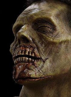 special fx prosthetics | ... Masks & Special Effects Prosthetics :: Exposed Jaw Prosthetic
