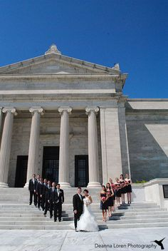 Wedding picture ideas | Cleveland Museum of Art