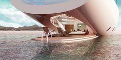 SALT Sailing Yacht Concept
