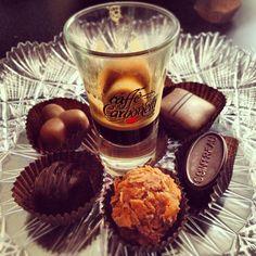 #caffè & #cioccolato #coffee & #chocolate  Al Salotto del Caffè