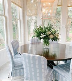 SOUTHERN LIVING IDEA HOUSE 2019 - design indulgence Home Design, Interior Design, Riverside House, Luxury Dining Room, Dining Rooms, Dining Table, Kitchen Dining, Southern Living Homes, Southern Kitchens