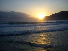 Amanecer en Playa Grande. Choroní. Edo. Aragua-Venezuela