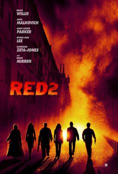 Red2- Great performances by Mary-Louise Parker, John Malkovich and Helen Mirren. Otherwise, fantastical and predictable.