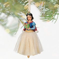 Snow White sketchbook ornament (2013)