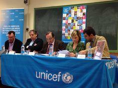 Imágenes de la inauguración de las Jornadas de Formación del Voluntariado y Derechos de la Infancia, que tuvo lugar antes de ayer.  Organizadas por UNICEF Comité Autonómico de Murcia, y el Servicio de Atención a la Diversidad y Voluntariado de la Universidad de Murcia.