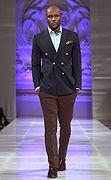 Allex Kangala 2013가을 뉴욕 꾸뛰르#패션위크#패션쇼#남성복#스타일#블렉#더블자켓#브라운