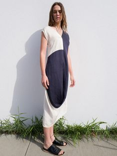 Zero Maria Cornejo LOOP DRESS