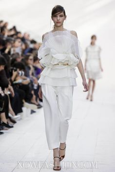 Chloe Ready To Wear Spring Summer 2013 Paris