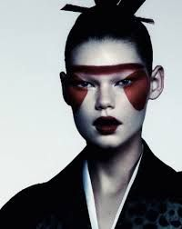 were' NOT going for the japanese hair look however this is for-eye makeup inspiration for IKO though it will be blue