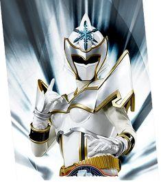 White Mystic Ranger - Udonna