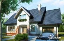 Telimena II 1G - Dobre Domy Flak & Abramowicz Outdoor Decor, Home Decor, Houses, Projects, Decoration Home, Room Decor, Home Interior Design, Home Decoration, Interior Design