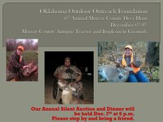 What a great organization, Great Plains Kubota is proud to support the Oklahoma Outdoor Outreach!