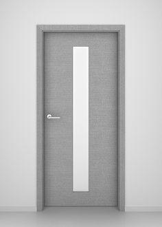Grey Oak Greenwich Glass Interior Door   Grey Oak Interior Doors   Doors