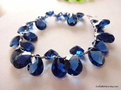 Hey, I found this really awesome Etsy listing at https://www.etsy.com/listing/123349720/kashmir-blue-quartz-faceted-pear-cut