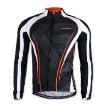 2013 NUCKILY ZH045 Men's Long Sleeve Cycling Jersey,Perfect Perspiration Breathable Mountain Clothing Bike Top...