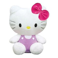 Pelúcia Hello Kitty Lilás, M. Long Jump. R$49.90