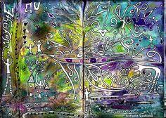 art journal doodlingd | Flickr - Photo Sharing!