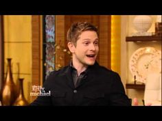 Matt Czuchry on LIVE with Kelly and Michael!