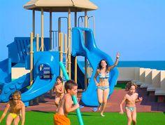 Hotel RH Casablanca - Juegos niños Casablanca, Park, Kids, Ocean Views, Hotels, Pictures, Young Children, Boys, Parks