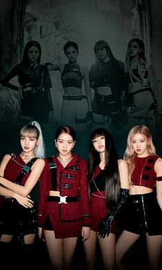 Blackpink Kill This Love 2019 Comeback Jennie Lisa Rose Jisoo Wallpaper Lockscreen Fondo De Pa - Wallpaper Quotes Kpop Girl Groups, Korean Girl Groups, Kpop Girls, Kim Jennie, Blackpink Lisa, Blackpink Poster, Blackpink Wallpaper, Black Pink Kpop, Blackpink Memes