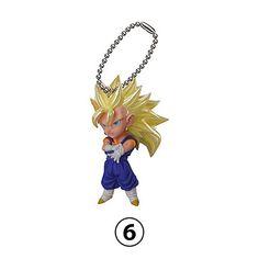 Dragon ball Super UDM V Jump 05 Ultimate Deformed Mascot Key chain SS Gogeta