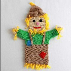 Picture of Storybook Puppets: Wizard of Oz Set 2 Pattern