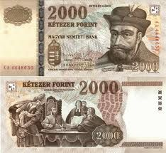 Hungary 2000 Forint 1998 (Prince G. among scientists) Legal Tender, Old Money, Saving For Retirement, Visa Card, Dramatic Play, Folk Music, Baseball Cards, History, Scientists