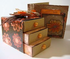 Cute paper boxes