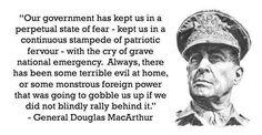 general douglas macarthur quotes | Smedley Butler Quotes