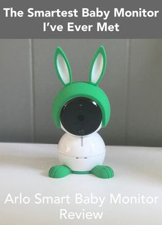 Arlo Baby Monitor Review - Best Baby Monitor 2017 - Read our Arlo Baby Monitor Review and see why we think this monitor is as good as it gets! From air quality check to 2-way radio, night vision and 1080p HD video quality, this baby monitor is everything you could want to watch your baby. via Digital Mom
