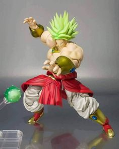 ToyzMag.com » SDCC2016 : SHF Broly Premium Color – les images officielles
