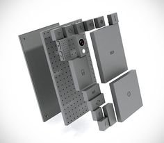 Phonebloks - Completely Changing The Way Phones Are Made  Recycled  This is so awesome. You do not have to replace your phone only the broken piece.