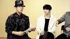 Ravi actually can make Leo laugh