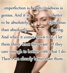 Marilyn Monroe--so lovely, so wise!!